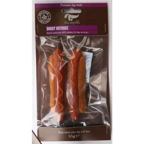 Doggy Hotdogs (2 Pack)